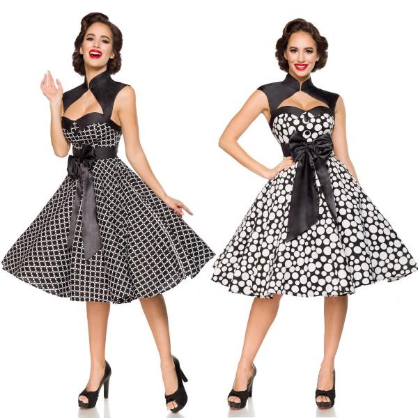 50er jahre kleid mit jacke damen
